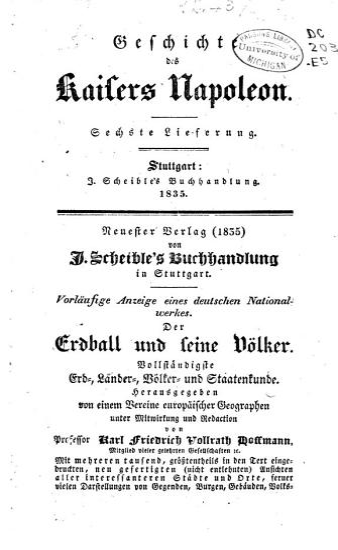 Umfassende Geschichte des Kaisers Napoleon mit vollst  ndiger Sammlung seiner Werke f  r gebildete Leser PDF