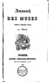 Almanach des muses: Volume64