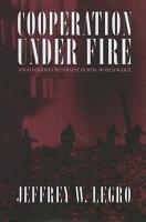 Cooperation under Fire PDF