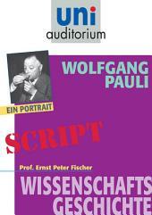 Wolfgang Pauli: Wissenschaftsgeschichte