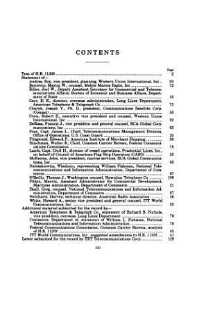 International Maritime Satellite Act PDF