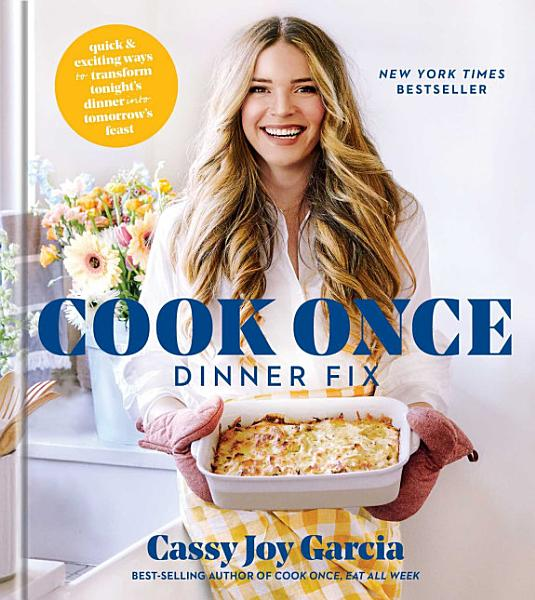 Download Cook Once Dinner Fix Book