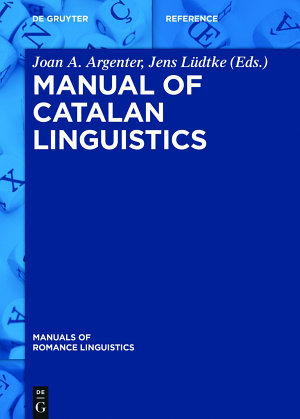 Manual of Catalan Linguistics
