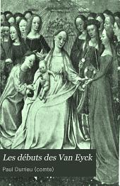 Les debuts des Van Eyck