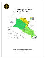 U.S. Army Special Forces Language Visual Training Materials - KURMANJI - Plus Web-Based Program and Chapter Audio Downloads