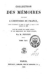 Mémoires du cardinal de Retz: contenant ce qui s'est passé de remarquable en France pendant les premières années du règne de Louis XIV, Volume45