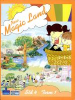 The Magic Land  Std 4 Term 1 PDF