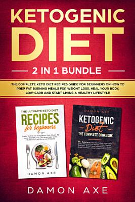 Ketogenic Diet 2 In 1 Bundle PDF