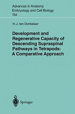 Development and Regenerative Capacity of Descending Supraspinal Pathways in Tetrapods