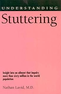 Understanding Stuttering Book