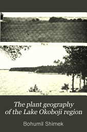 The Plant Geography of the Lake Okoboji Region