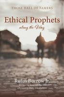 Ethical Prophets along the Way PDF