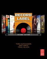 Record Label Marketing PDF