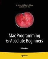 Mac Programming for Absolute Beginners PDF