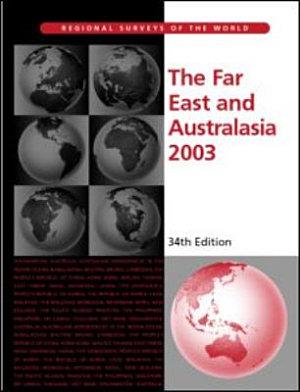 The Far East and Australasia 2003 PDF