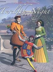 Twelfth Night: Easy Reading Shakespeare Series