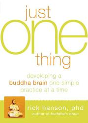 Just One Thing Book PDF