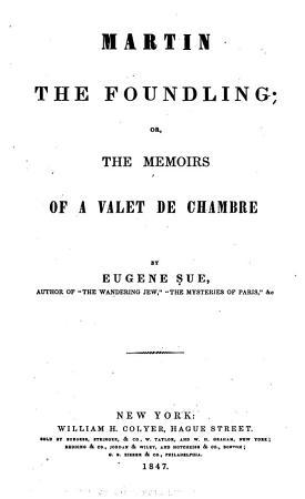 Martin  the Foundling PDF