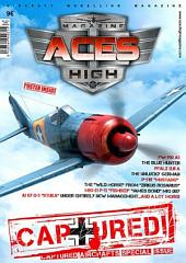 ACES HIGH MAGAZINE ISSUE 08: CAPTURED!