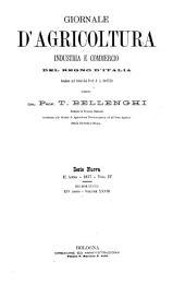 Giornale di agricoltura, industria e commercio del regno d'Italia: Volume 28