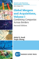 Global Mergers and Acquisitions PDF