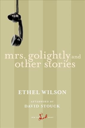 Download Mrs  Golightly and Other Stories Book