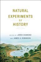 Natural Experiments of History PDF