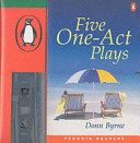 Penguin Readers Level 3  Five One Act Plays