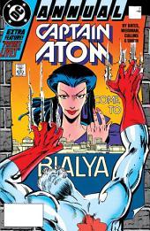 Captain Atom Annual (1988-1989) #2