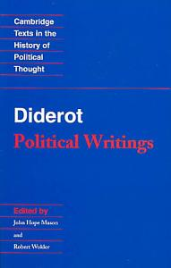Diderot  Political Writings Book