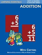 Addition Flashcards: Addition Facts with Critters