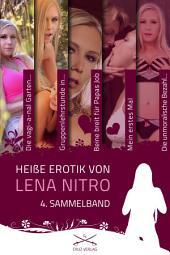 Heiße Erotik von Lena Nitro - 4. Sammelband: Stories von Lena Nitro