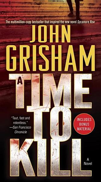 Download A Time to Kill Book