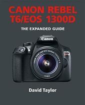 Canon Rebel T6/EOS 1300D