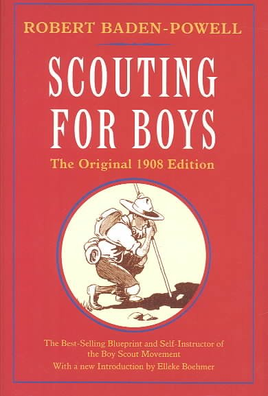 Download Scouting for Boys Book