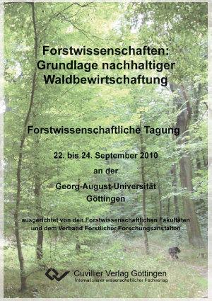 Forstwissenschaften  Grundlage nachhaltiger Waldbewirtschaftung PDF