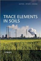 Trace Elements in Soils PDF