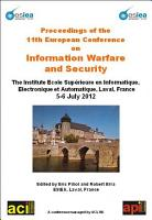ECIW2012  11th European Conference on Information warfare and security PDF