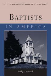 Baptists In America Book PDF
