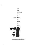 The Fine Hammered Steel of Herman Melville PDF