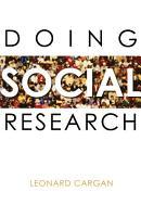 Doing Social Research PDF