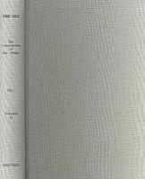 The Sea  Volume 2  the Composition of Sea Water  Comparative and Descriptive Oceanography PDF