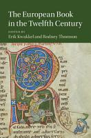 The European Book in the Twelfth Century PDF
