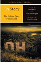 On Story   The Golden Ages of Television PDF