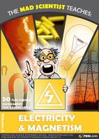 The Mad Scientist teaches  Electricity   Magnetism PDF