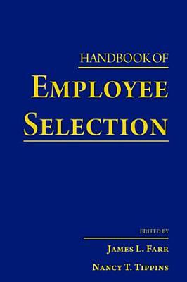 Handbook of Employee Selection PDF