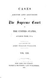 United States Reports: Cases Adjudged in the Supreme Court, Volume 88