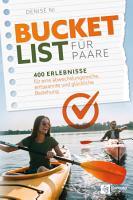 Bucket List f  r Paare PDF