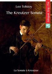 The Kreutzer Sonata (English French Edition illustrated): La Sonate à Kreutzer (Anglais Français édition illustré)