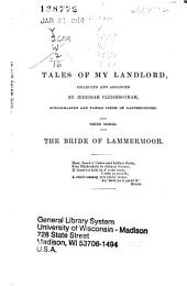 Waverley Novels: The Bride of Lammermoor. 1861